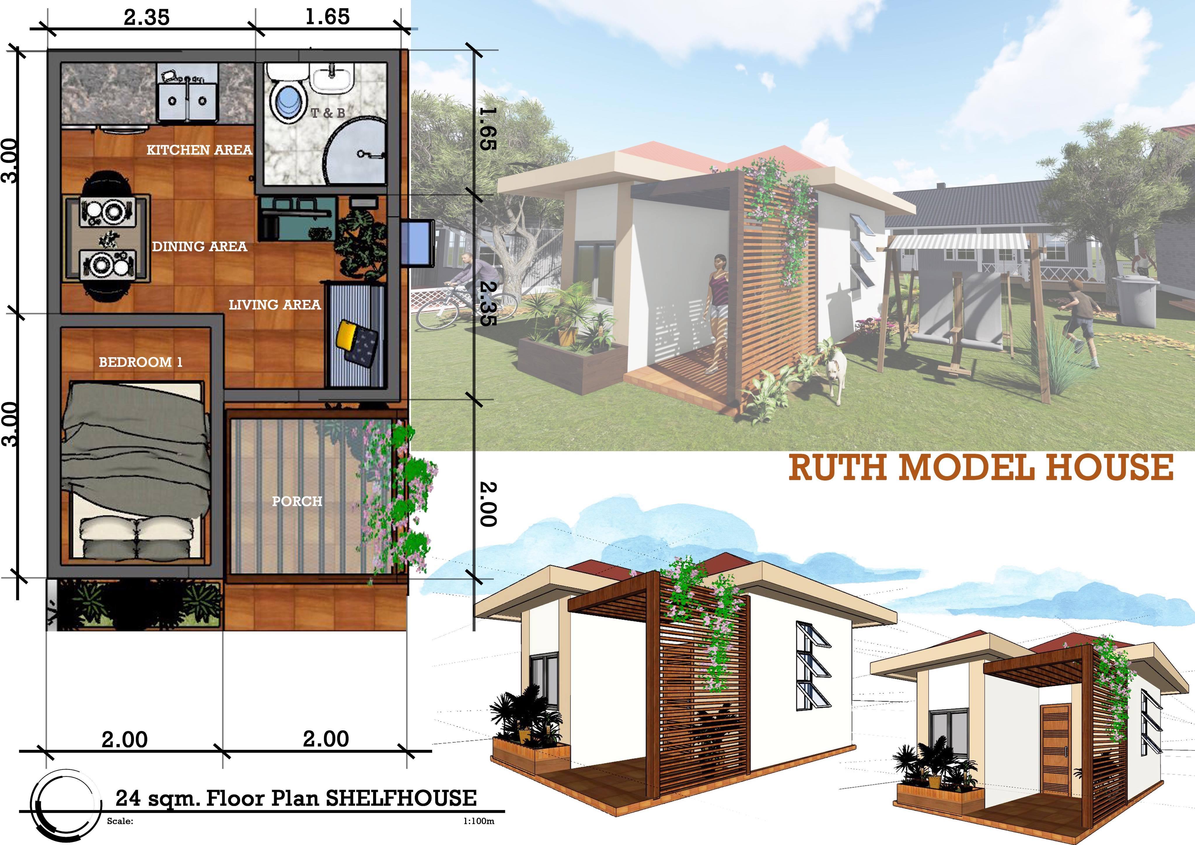 Ruth Model house