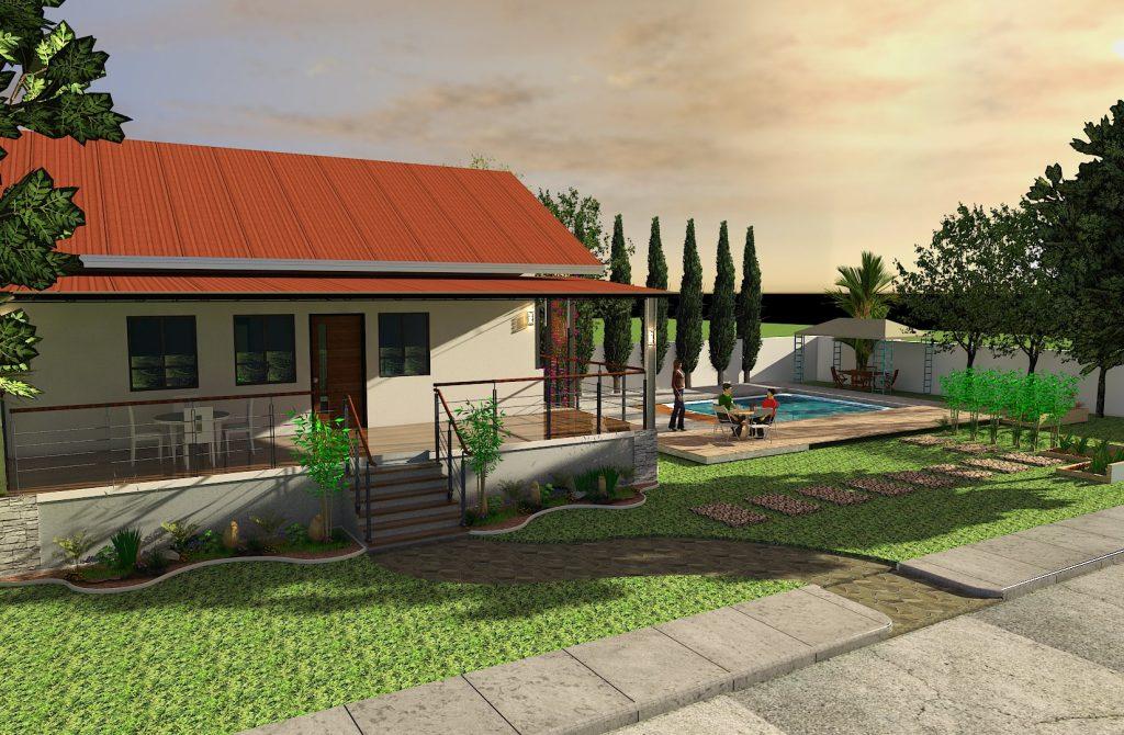 Single Type House