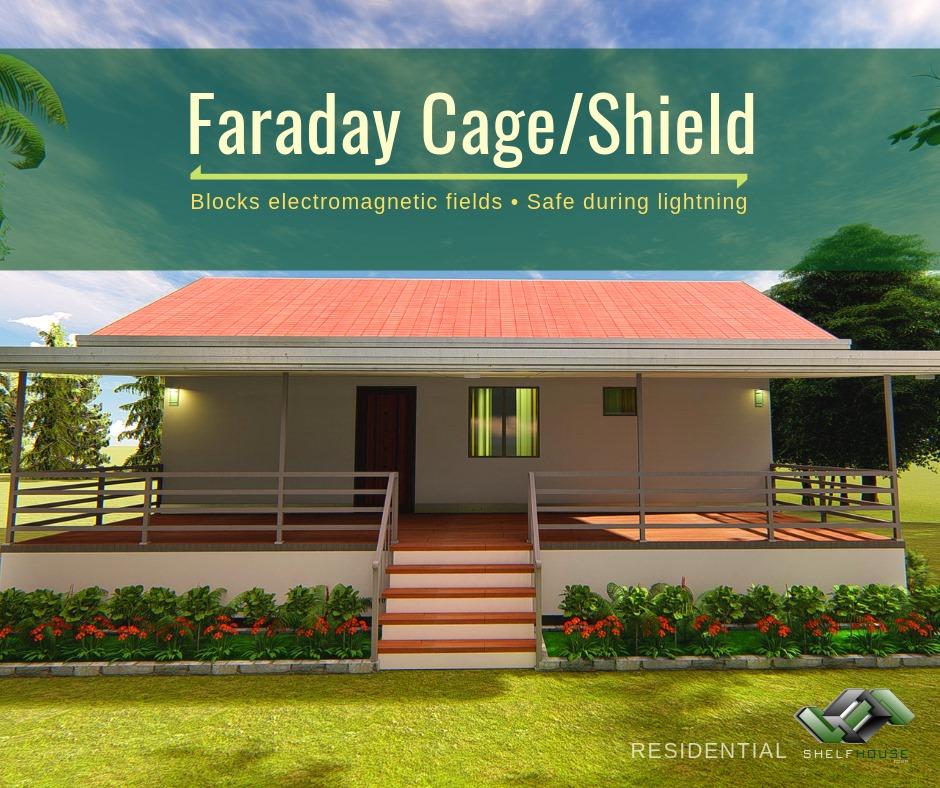 Faraday Cage   Shield   Shelfhouse